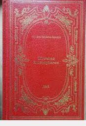 Livro Novelas Exemplares Autor Cervantes, Miguel de (1971) [usado]