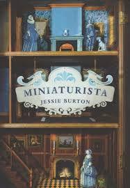 Livro Miniaturista Autor Burton, Jessie (2015) [usado]