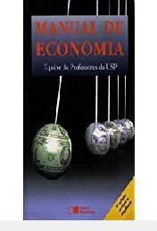 Livro Manual de Economia Autor Vários (1999) [usado]