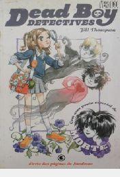 Livro Dead Boy-detectives Autor Thompson,jill (2005) [usado]
