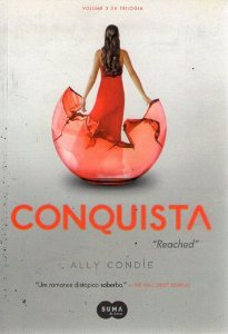 Livro Conquista Vol. 3 Autor Condie, Ally (2013) [usado]