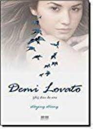 Livro 365 Dias do Ano Autor Lovato, Demi (2014) [usado]