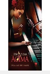 Livro um Tom Acima Autor Amaral, Lygia Barbiére (2013) [seminovo]