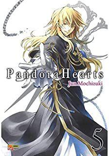 Gibi Pandora Hearts Vol. 05 Autor [seminovo]