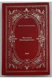 Livro Novelas Exemplares Autor Cervantes, Miguel de (1970) [usado]