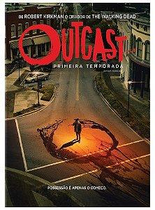 Dvd Outcast - 1ª Temporada Editora Winant, Scott [usado]