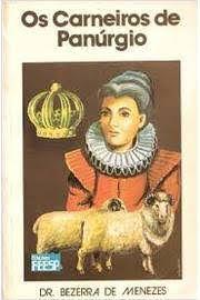 Livro Carneiros de Panúrgio, os Autor Menezes, Dr. Bezerra de (1988) [usado]