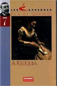Livro Reliquia, a Autor Queiros, Eça de [usado]