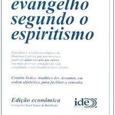 Livro Evangelho Segundo o Espiritismo, o Autor Kardec, Allan (2005) [usado]