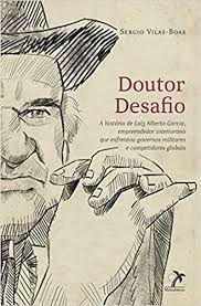 Livro Doutor Desafio Autor Vilas-boas, Sergio (2011) [usado]