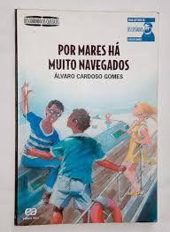 Livro por Mares Há Muito Navegados Autor Gomes, Álvaro Cardoso (2015) [usado]
