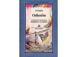 Livro Odisséia Autor Homero (1995) [usado]