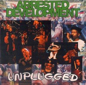 Cd Arrested Development - Unplugged Interprete Arrested Development (1993) [usado]