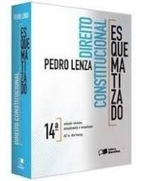 Livro Direito Constitucional Esquematizado Autor Lenza, Pedro (2010) [usado]