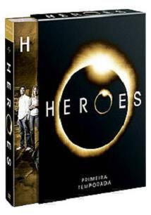 Dvd Dvd - Heroes Primeira Temporada Editora Greg Beeman [usado]