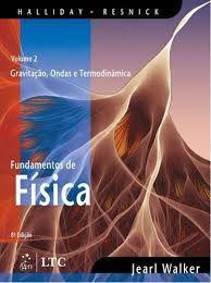 Livro Fundamentos da Física, os Vol. 2 - Gravitação, Ondas e Termodinâmica Autor Walker, Jearl (2009) [usado]