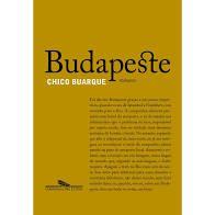 Livro Budapeste Autor Buarque, Chico (2003) [usado]