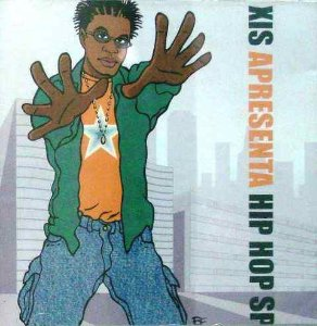 Cd Xis - Apresenta Hip Hop Sp Interprete Xis (2002) [usado]