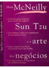 Livro Sun Tzu e a Arte dos Negocios Autor Mcneilly, Mark (1999) [usado]