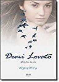 Livro 365 Dias do Ano Stayng Strong Autor Lovato, Demi (2013) [usado]