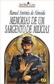 Livro Memórias de um Sargento de Milícias Autor Almeida, Manuel Antônio de (1994) [usado]