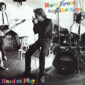 Disco de Vinil Huey Lewis And The News - Hard At Play Interprete Huey Lewis And The News (1991) [usado]
