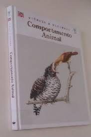 Livro Comportamento Animal- Ciência e Natureza Autor Desconhecido [usado]