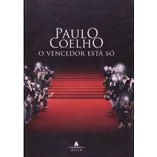 Livro o Vencedor Está Só Autor Paulo Coelho (2008) [usado]