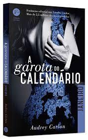 Livro a Garota do Calendário: Janeiro Autor Carlan, Audrey (2016) [usado]