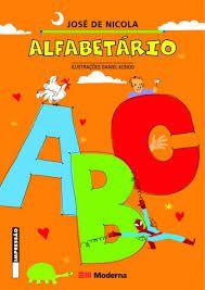 Livro Alfabetário Autor Nicola, José de (2002) [usado]