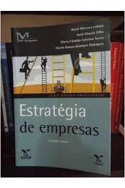 Livro Estratégia de Empresas Autor Lobato, David Menezes (2003) [usado]