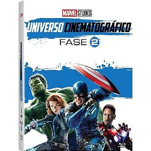 Dvd Marvel Universo Cinematográfico - Fase 2 - 6 Discos Editora Anthony & Joe Russo, James Gunn [usado]