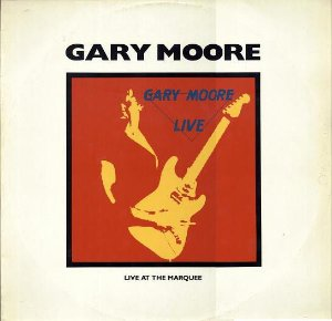 Disco de Vinil Gary Moore - Live At The Marquee Interprete Gary Moore (1989) [usado]