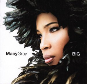 Cd Macy Gray - Big Interprete Macy Gray [usado]