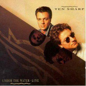 Disco de Vinil Ten Sharp - Under The Water-line Interprete Ten Sharp (1991) [usado]