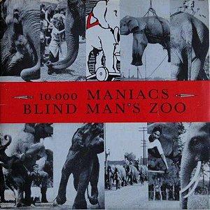 Disco de Vinil 10,000 Maniacs - Blind Man''s Zoo Interprete 10,000 Maniacs (1989) [usado]