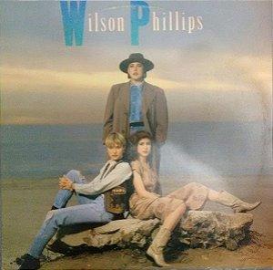Disco de Vinil Wilson Phillips - Wilson Phillips Interprete Wilson Phillips (1990) [usado]