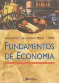 Livro Fundamentos de Economia Autor Vasconcellos, Marco Antonio S. (2000) [usado]