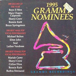 Disco de Vinil Various - 1995 Grammy Nominees Interprete Various (1995) [usado]