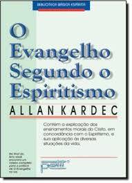 Livro Evangelho Segundo o Espiritismo, o Autor Kardec, Allan (1997) [usado]