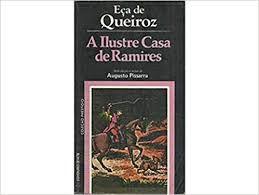 Livro Ilustre Casa de Ramires Autor Queiroz, Eça de [usado]