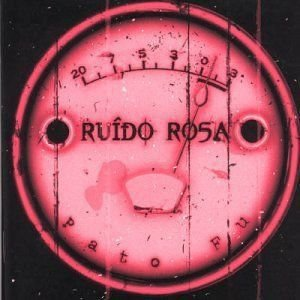 Cd Pato Fu - Ruído Rosa Interprete Pato Fu (2001) [usado]