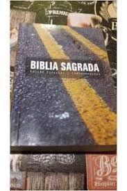 Livro Bíblia Sagrada ( Edição Especial/ Caminhoneiros) Autor Desconhecido (2000) [usado]
