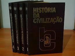 Livro História da Civilização 4 Volumes Autor Garcia, Eduardo (1978) [usado]