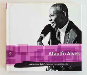 Cd Various - Coleção Folha Raízes da Música Popular Brasileira - Ataulfo Alves Interprete Vários (2010) [usado]
