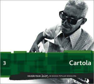 Cd Various - Coleção Folha Raízes da Música Popular Brasileira - Cartola Interprete Vários (2010) [usado]