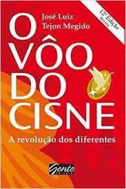 Livro Vôo do Cisne, o Autor Megido, José Luiz Tejon (2004) [usado]