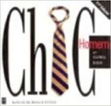 Livro Chic Homem Autor Kalil, Gloria (1998) [usado]