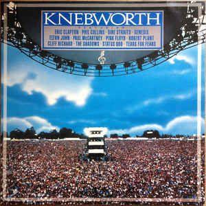 Disco de Vinil Various - Knebworth Interprete Various (1990) [usado]