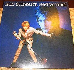 Disco de Vinil Rod Stewart - Lead Vocalist Interprete Rod Stewart (1993) [usado]